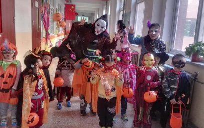 """trick or treat ""——北京王府幼儿园万圣节活动"