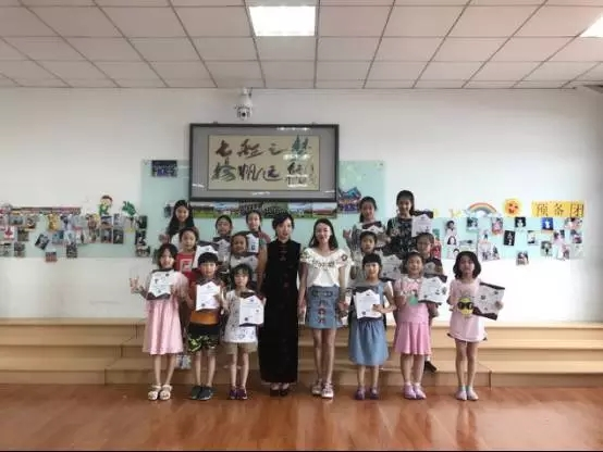 """【荣誉时刻】华人艺术节,王府娃们""""大丰收"""""""