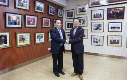 快讯 | 马来西亚沙捞越拿督斯里黄顺舸部长一行访问王府学校
